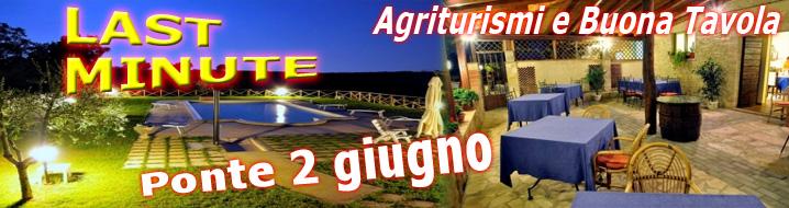 Last Minute 2 Giugno