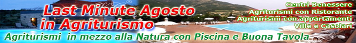 Offerte Agosto in Umbria,  Lastminute vacanze in agriturismo.