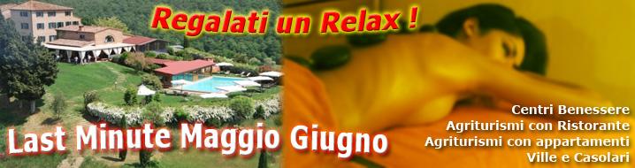 Last Minute Maggio Giugno