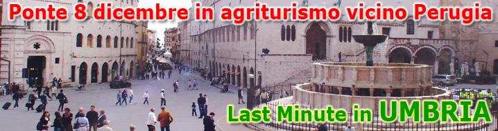 Last Minute 8 Dicembre