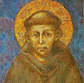 San Francesco d'Assisi 4 ottobre