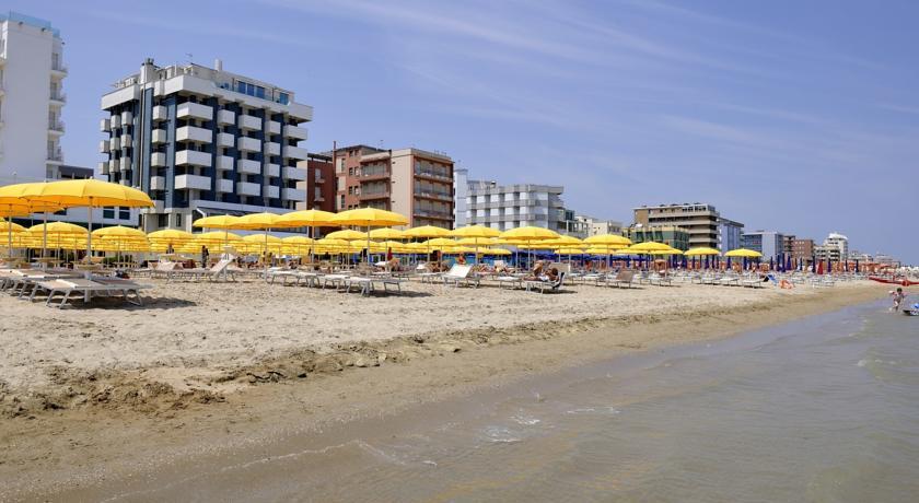 Servizio Spiaggia e zona giochi per bambini