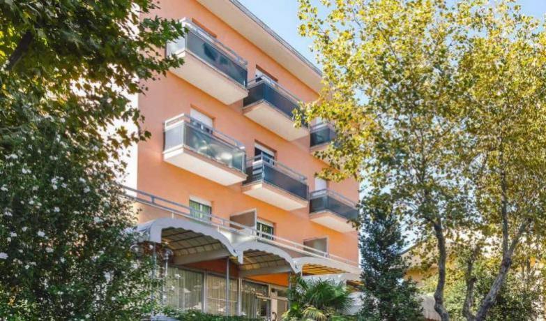 Bellaria Igea Marina, Hotel vicino al Mare