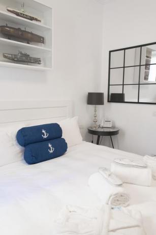 Suite set asciugamani hotel Finale Ligure