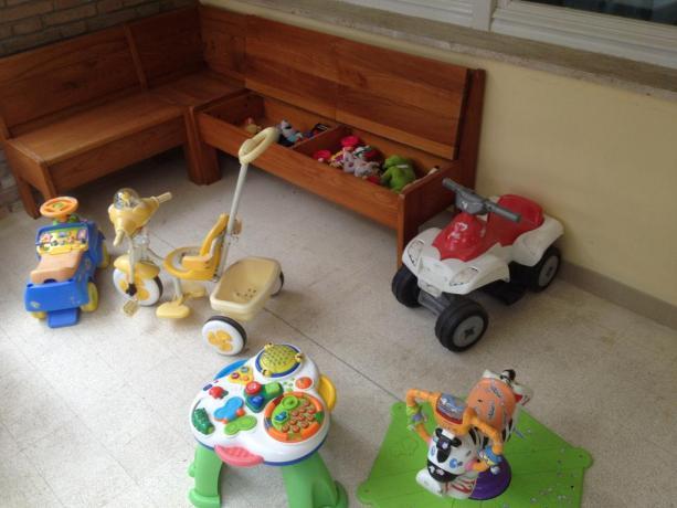 Hotel con spazio per bambini a Milano Marittima