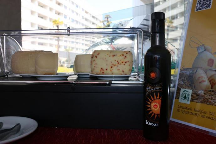 Hotel 4stelle a Rende con Cantina-Vini-Calabresi