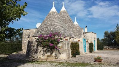 Trulli in bella vista