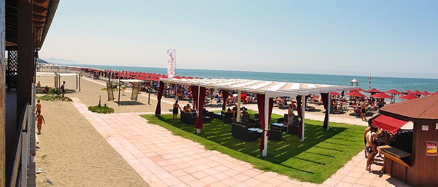 Hotel Fronte Mare con Spiaggia Privata