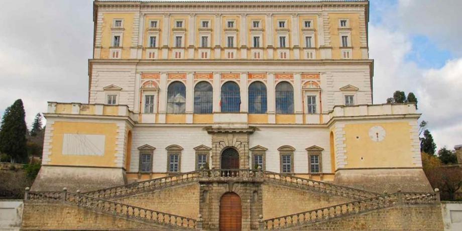 Palazzo Farnese-Caprarola vicino Hotel dell'Autosole Magliano-Sabina Lazio