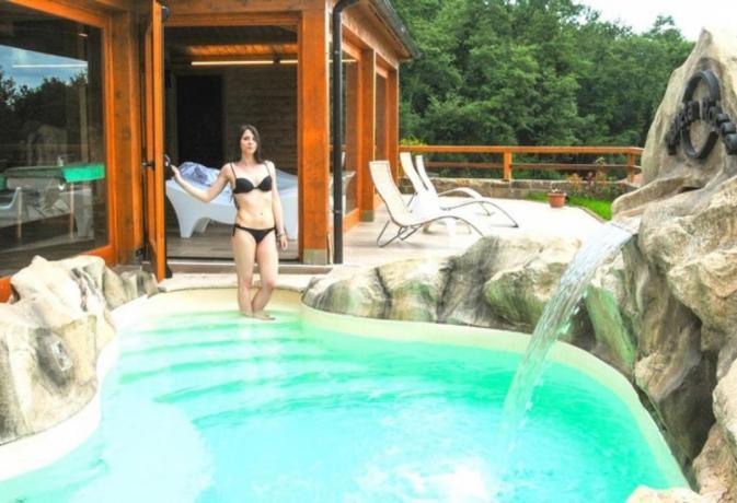 SPA Centro Benessere: Relax nel Resort Umbria