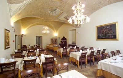 Sala Colazione in Hotel a Perugia