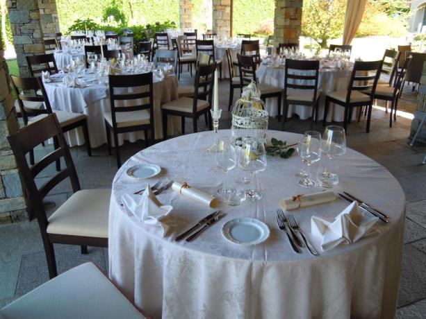 Ristorante Ideale Meetigs&eventi Hotel4Stelle ad Armeno