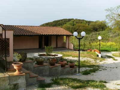 Borgo ristrutturato per vacanze in Umbria