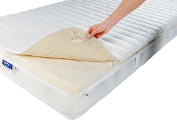 Materasso Bico Sfoderabile lavabile 60° singolo/matrimoniale