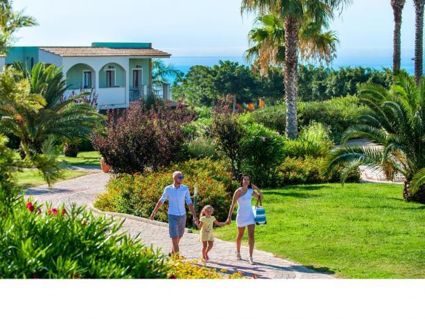 Villaggio Turistico ideali per famiglie e coppie