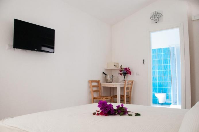 Camera con Bagno Privato e Tv