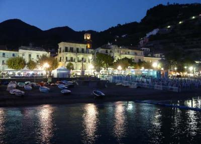 Seaside Holiday in the Region of Campania