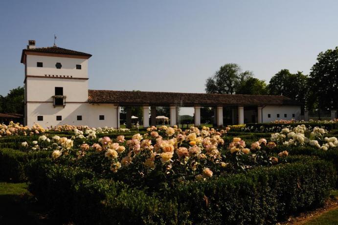 villa per cerimonie a Pordenone