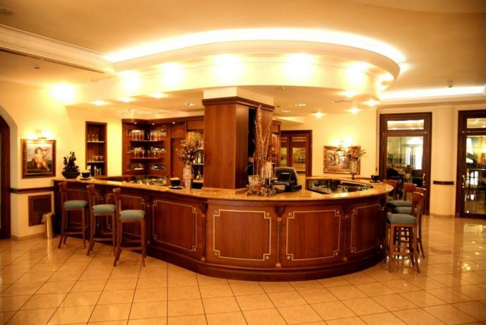 Angolo Bar in Hotel 4 stelle