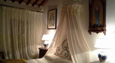 Camera Romantica letto in ferro battuto