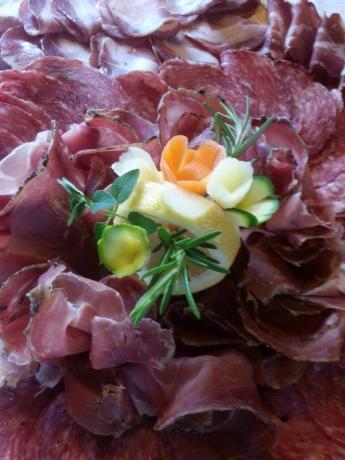 Buon cibo in Ristorante vicino Terni