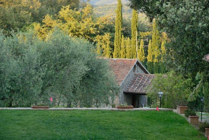 Agriturismo nella natura vicino al Lago Trasimeno