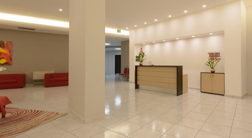 Moderno Centro Congressi nell'hotel in Campania