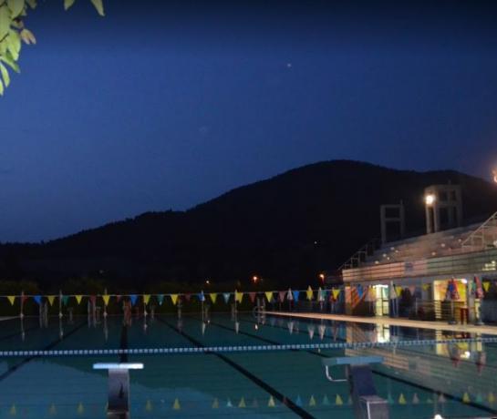 Piscina Olimpionica Lago di Piediluco