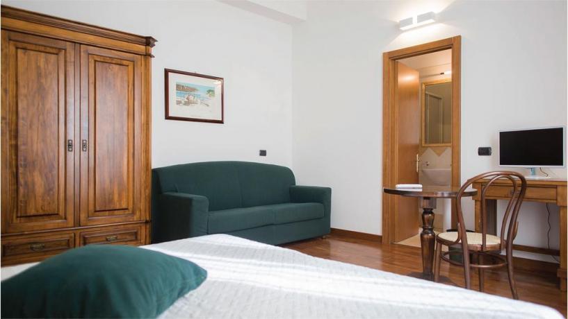Hotel la Palazzina, Camere con Aria Condizionata