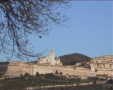 Assisi in Umbria