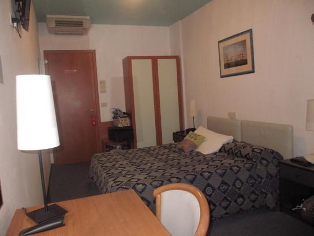 Camera Matrimoniale Comfort hotel a Bibione