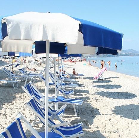 Camping a Tropea con Discoteca e Spiaggia privata