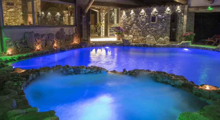 Resort con Spa Esclusiva e bagno turco