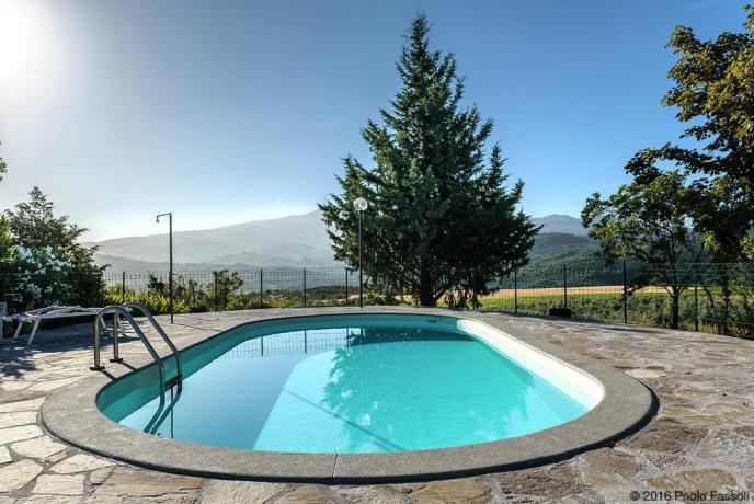Pool Country House Grosseto Monte Amiata