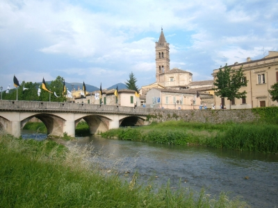 Foligno in Umbria