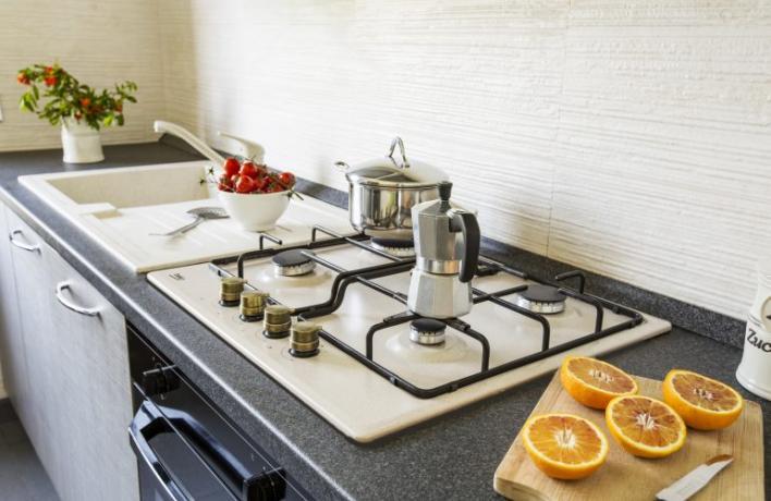 Dove dormire a San-Vito-lo-Capo appartamento-vacanze con cucina
