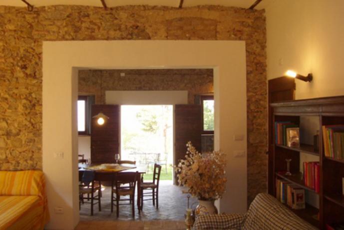 Appartamenti con Giardino arredato Umbertide Umbria