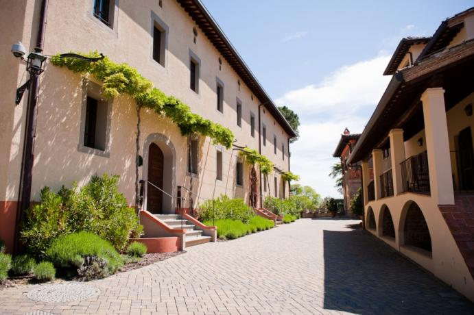 Viale resort 5stelle Perugia