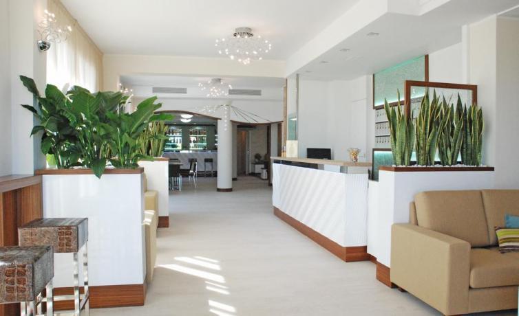 Hotel con servizio bar privato a Milano Marittima