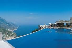 The View of Infinity in Ravello, Camapania Region