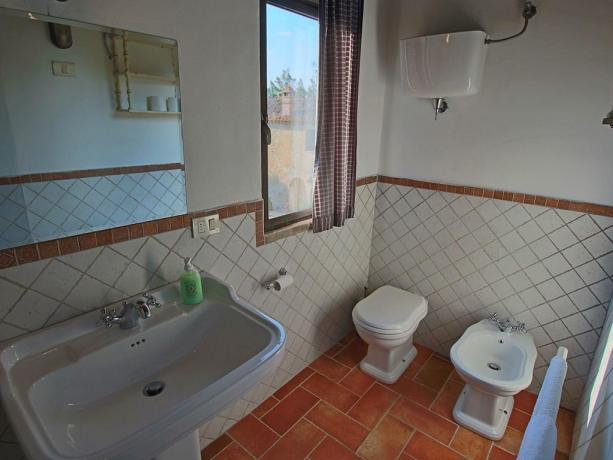Appartamento con bagno privato a Umbertide