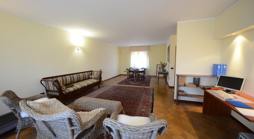 Salotto comune e area relax