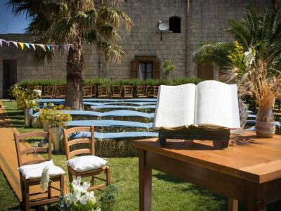 Sete ideale Matrimonio Masseria4Stelle Sicilia Spettacolo