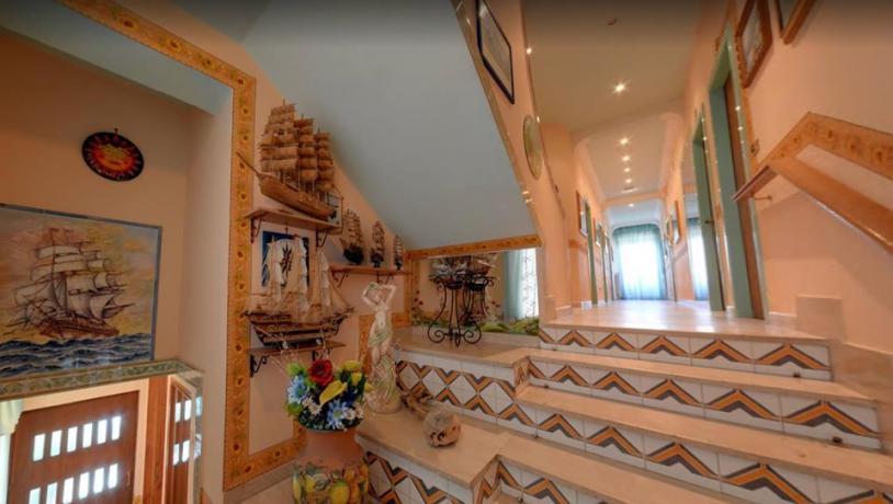 Hotel3stelle con Camere Disabili al Piano-Terra Palinuro-Centola