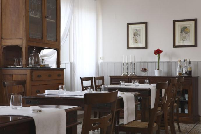Sala Prima Colazione e Cena
