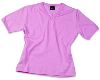 scollo a V t-shirt polo magliette felpe
