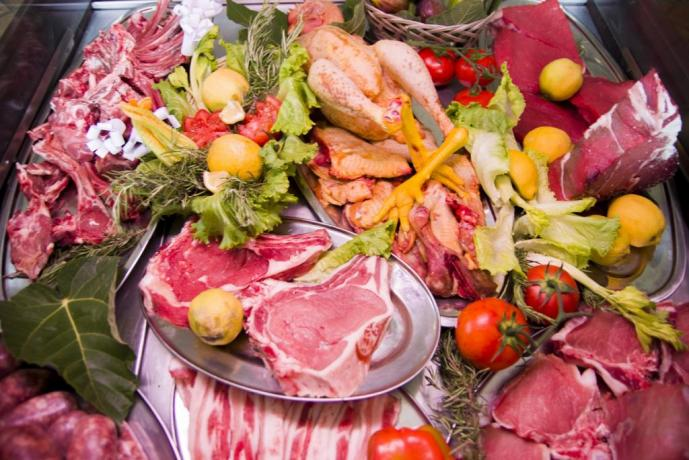 Agriturismo vicino Roma-carne a km0