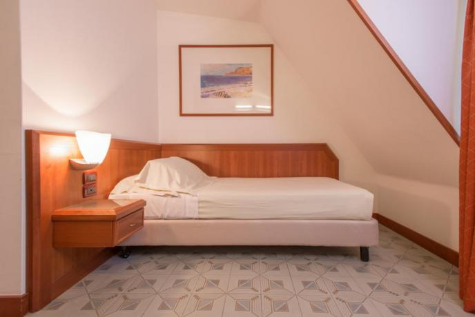 Hotel, piscina, ristorante, Singola 'Business' con Wifi