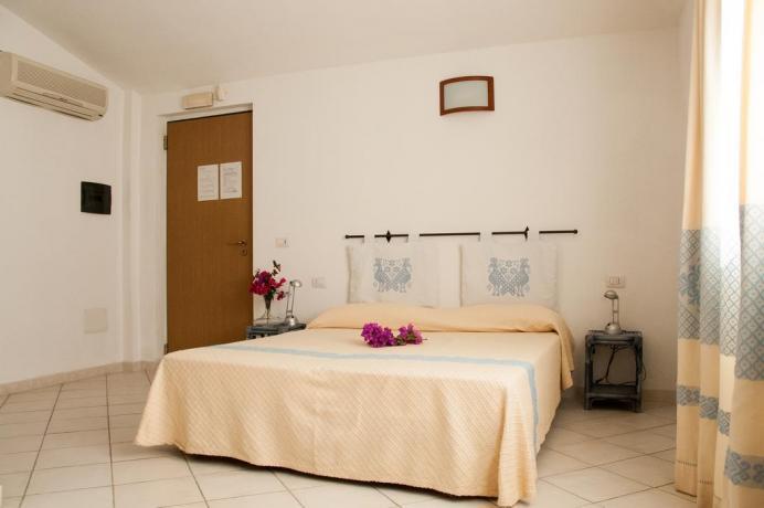 Camera Matrimoniale con Condizionatore