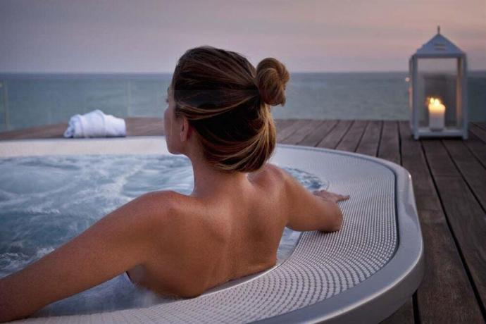 Hotel4stelle con suite vasca idromassaggio Latina